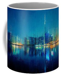 Night Of The City Coffee Mug