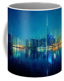 Night Of The City Coffee Mug