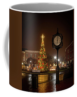 Night On The Square Coffee Mug