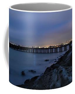 Night Pier- Coffee Mug