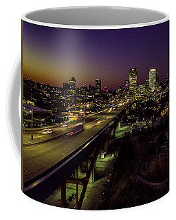 Nightfall In Milwaukee Coffee Mug