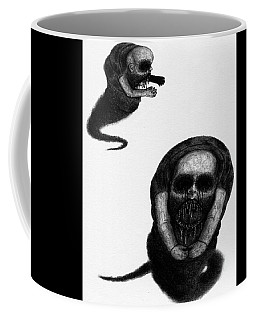 Nightmare Chewer - Artwork Coffee Mug