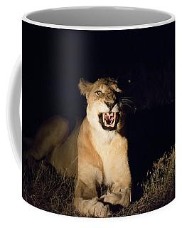 Nightmare Lioness Coffee Mug
