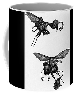 Nightmare Stinger - Artwork Coffee Mug