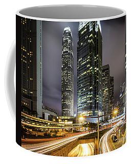 Nights Of Hong Kong Coffee Mug