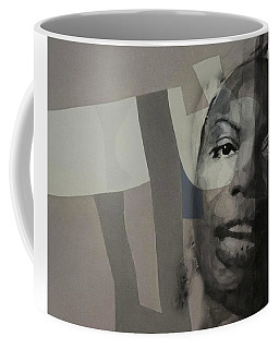 Nina Simone _ Retro Coffee Mug