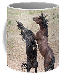 Coffee Mug featuring the photograph No Playing Here by Ronnie and Frances Howard