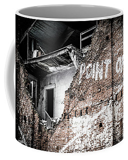 No Return Coffee Mug