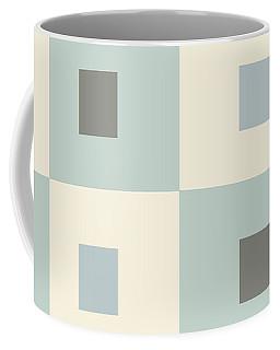 No Thinking V Coffee Mug