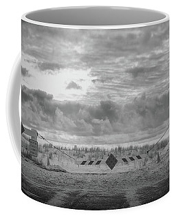 No Vehicles Coffee Mug