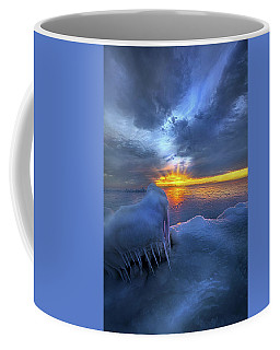 No Winter Skips Its Turn. Coffee Mug