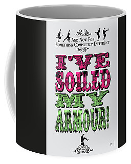 No03 My Silly Quote Poster Coffee Mug