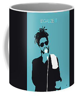No225 My Peter Tosh Minimal Music Poster Coffee Mug