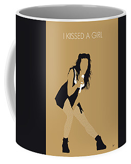 No254 My Katy Perry Minimal Music Poster Coffee Mug