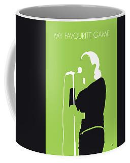 No256 My The Cardigans Minimal Music Poster Coffee Mug