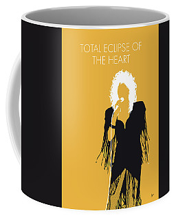 No264 My Bonnie Tyler Minimal Music Poster Coffee Mug