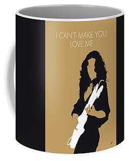 No270 My Bonnie Raitt Minimal Music Poster Coffee Mug