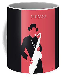 No302 My Dexter Gordon Minimal Music Poster Coffee Mug