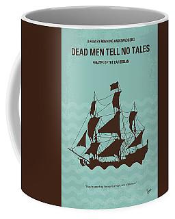 No494-5 My Pirates Of The Caribbean V Minimal Movie Poster Coffee Mug