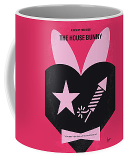 No966 My The House Bunny Minimal Movie Poster Coffee Mug