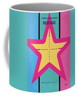 No970 My Revenge Minimal Movie Poster Coffee Mug