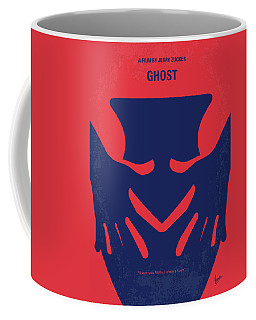 No971 My Ghost Minimal Movie Poster Coffee Mug