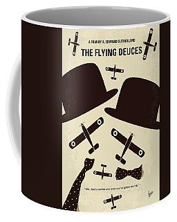 No983 My The Flying Deuces Minimal Movie Poster Coffee Mug
