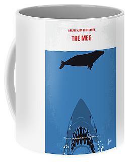 No985 My Meg Minimal Movie Poster Coffee Mug