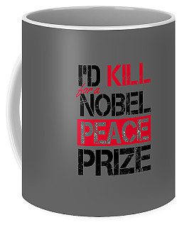 Nobel Prize Coffee Mug