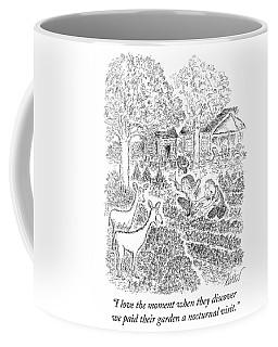 Nocturnal Visit Coffee Mug