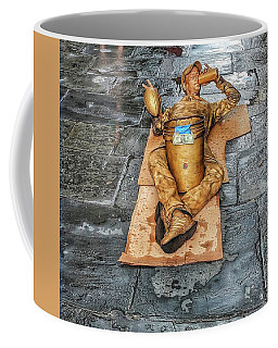 Nola Street Art Alive  Coffee Mug