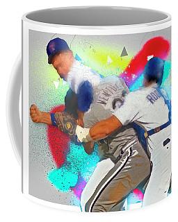 Nolan Ryan, Robin Ventura Brawl Coffee Mug