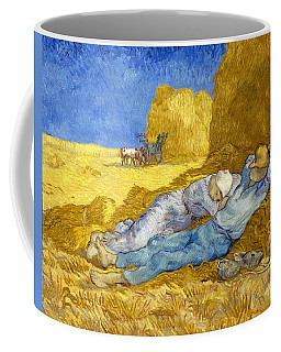 Noon-rest From Work - Digital Remastered Edition Coffee Mug