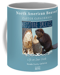 North American Beaver Coffee Mug