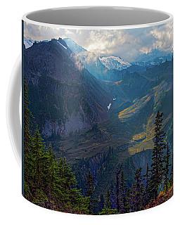 North Cascades Coffee Mug