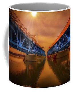 North Grand Island Bridge Coffee Mug