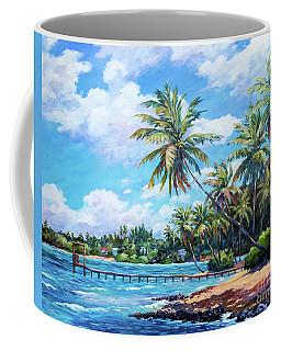 North Side Coastline  Coffee Mug