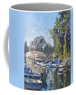 North Tonawanda Harbor Coffee Mug