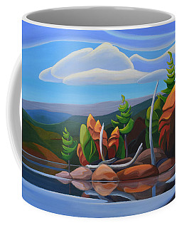 Northern Island II Coffee Mug