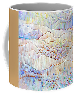 Northern Town Coffee Mug