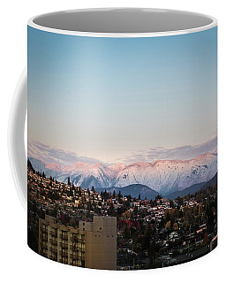 Northshore Winterscape Coffee Mug