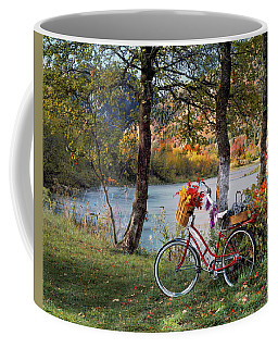 Nostalgia Autumn Coffee Mug