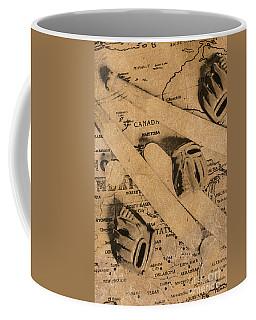 Nostalgic Baseball Coffee Mug