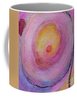 Coffee Mug featuring the painting Not Botched by Kim Nelson