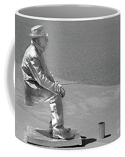 Not Sitting Coffee Mug
