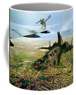 Not The Trip We Planned Coffee Mug