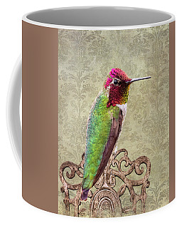 Coffee Mug featuring the photograph Not Too Shabby by Mary Hone