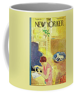 New Yorker November 10, 1951 Coffee Mug