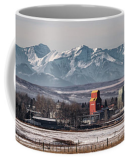 November Nanton Coffee Mug