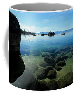 Coffee Mug featuring the photograph November Nirvana by Sean Sarsfield
